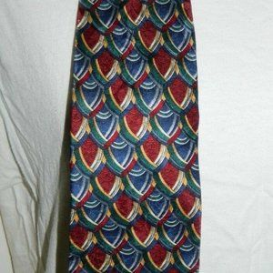 J Jerry Garcia Collector Edition Multicolor Tie